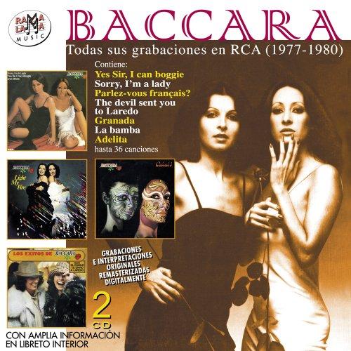Baccara - Todas Sus Grabaciones Para Discos - Zortam Music