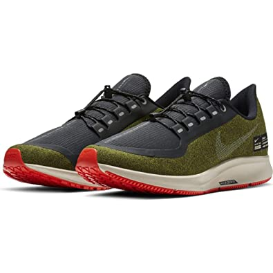2de64d3d18e1a Nike Men s Air Zm Pegasus 35 Shield Training Shoes