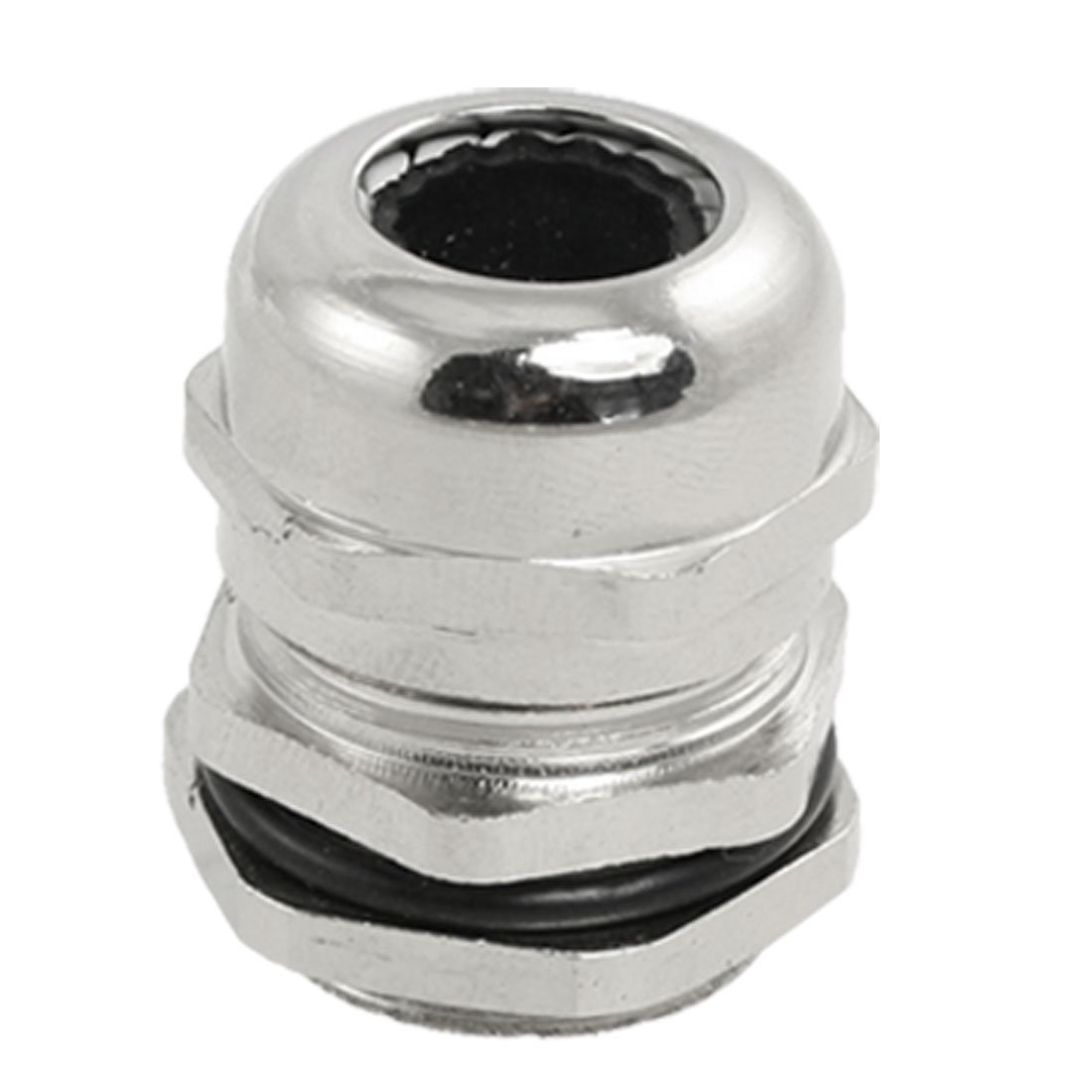 3 Stück 20mm Gewinde PG13.5 Wasserdichtes Edelstahl Kabelverschraubung Gelenk