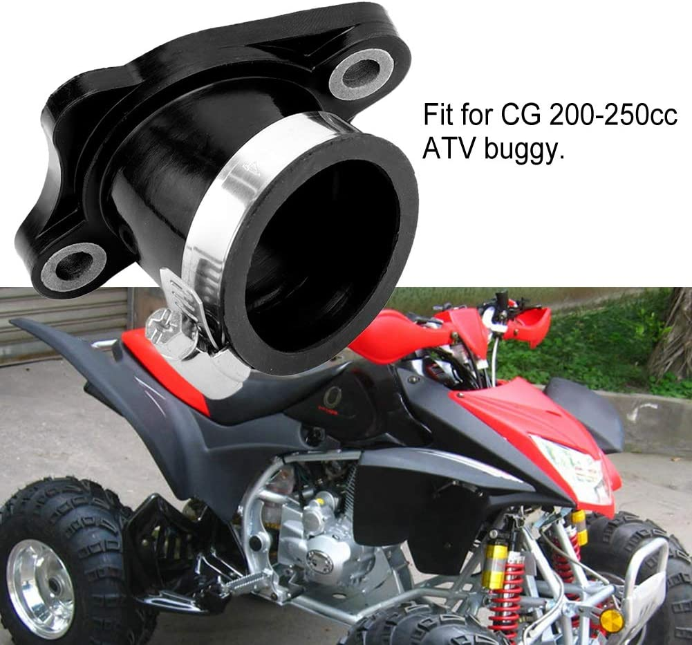30mm Motorradvergaser Ansaugkr/ümmer f/ür Ansaugkr/ümmer 200-250ccm ATV Buggy JQ-109 CG