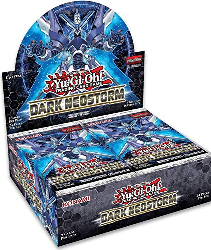 Konami Yu-Gi-Oh! TCG: Dark Neostorm Booster Display (24)