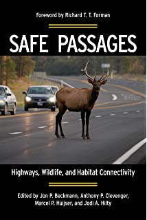 Road ecology science and solutions richard tt forman daniel safe passages highways wildlife and habitat connectivity fandeluxe Images