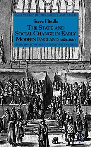The State and Social Change in Early Modern England, 1550-1640 (Development Social Change compare prices)