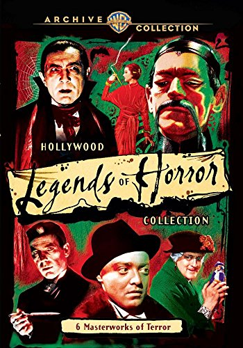 - Hollywood Legends of Horror Collection