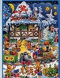 Set of Five German Advent Calendars For Children