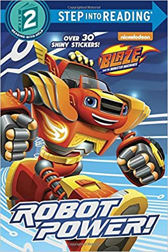 Amazon Fr Robot Power Blaze And The Monster Machines