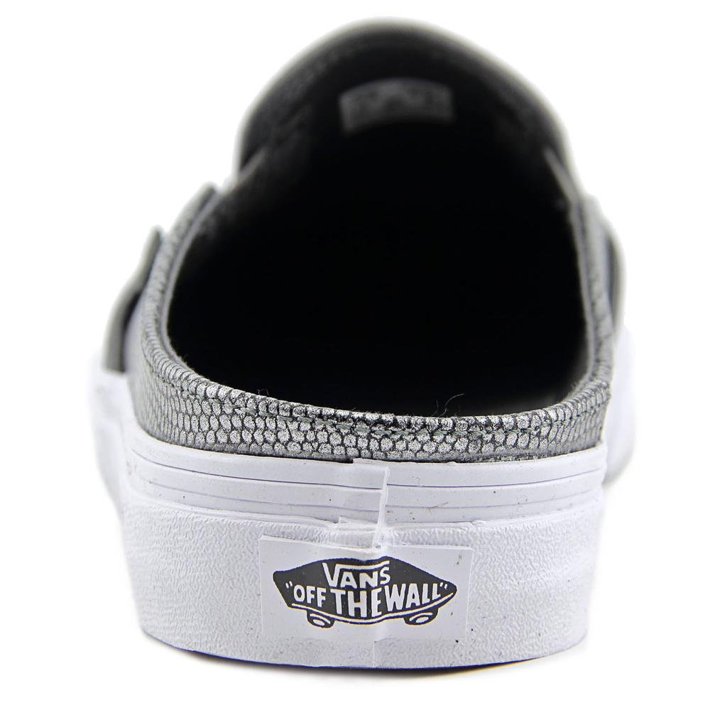 Vans Frauen Fashion Sneaker Silber Groesse 9 US 40 EU