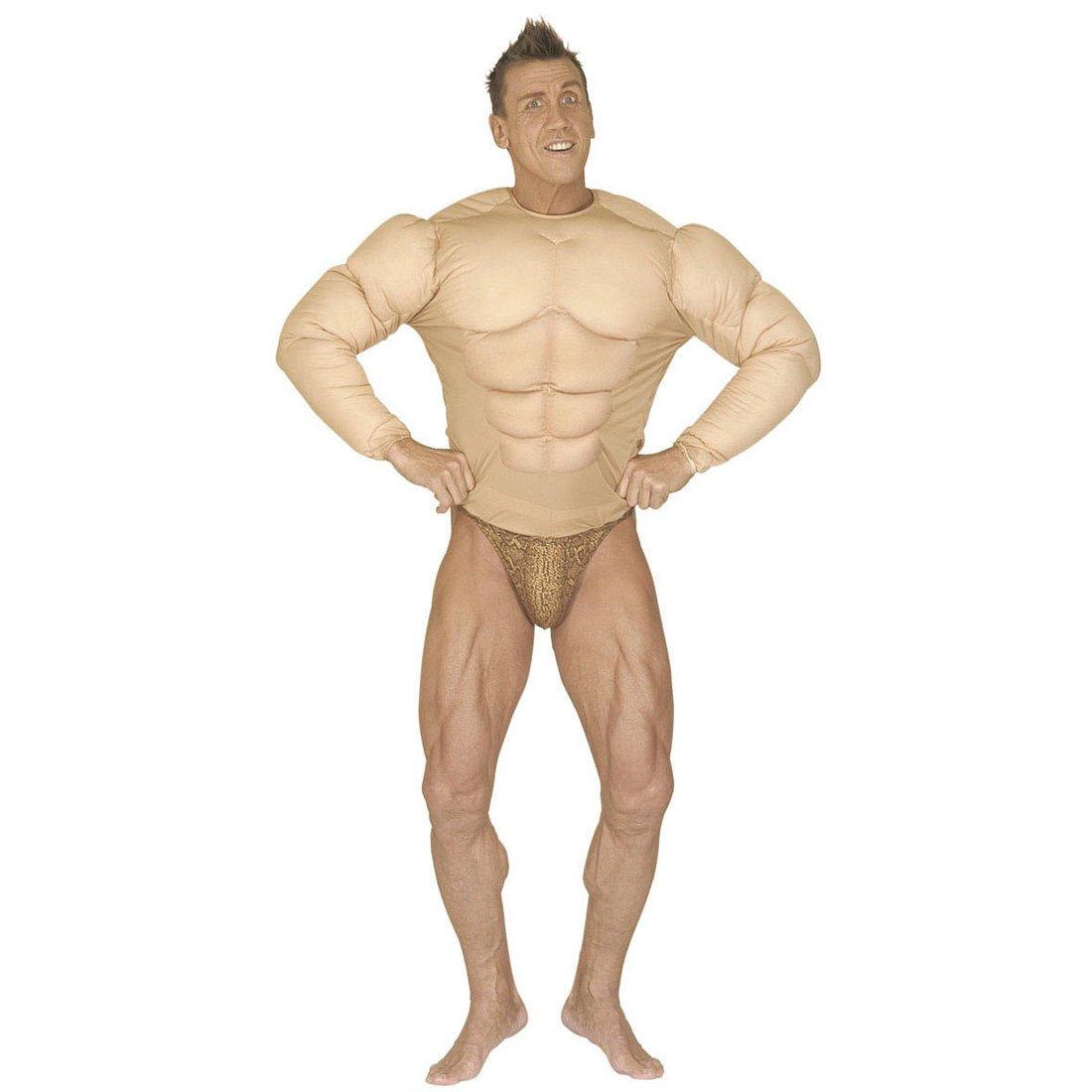 Fantastisch Oberkörper Muskel Fotos - Menschliche Anatomie Bilder ...