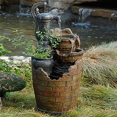 Glenville Water Pump Cascading