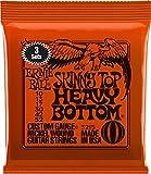 Ernie Ball 3215 Skinny Top Heavy Bottom Nickel Wound Set, .010 - .052, (3 Pack)