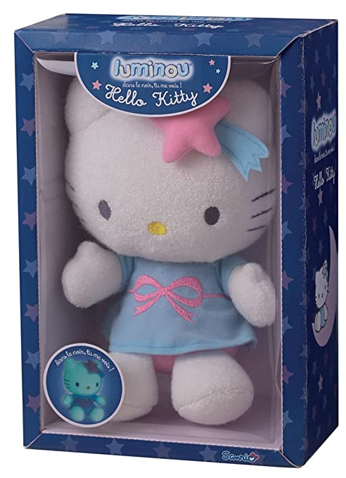 Jemini Luminou Jemini ? 022675 ? Hello Kitty Plush ?  ?Â