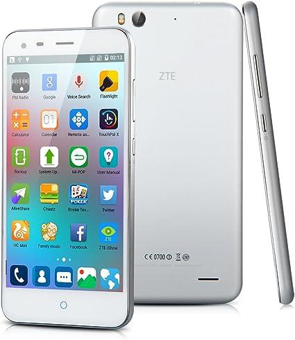 ZTE Blade S6 Plus Ultra-Fino Smartphone Libre 4G (Octa Core ...