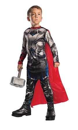 Mega Fancy Dress - Disfraz de Thor de Los Vengadores para niño ...
