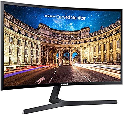 Samsung-c27-F398-F-lc27-F398-F-wuxen-6858-cm-LED-Curved-Monitor-1800r-D-sub-1920-x-1080-Pixeles-60-Hz-frecuencia-de-Repetir-4-ms-de-tiempo-de-reaccin-color-negro