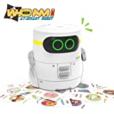 REMOKING STEM Educational Robot Toy,Dance,Sing, Guess Card Game, Speak Like You, Touch Control,Recorder,Interactive Kids…