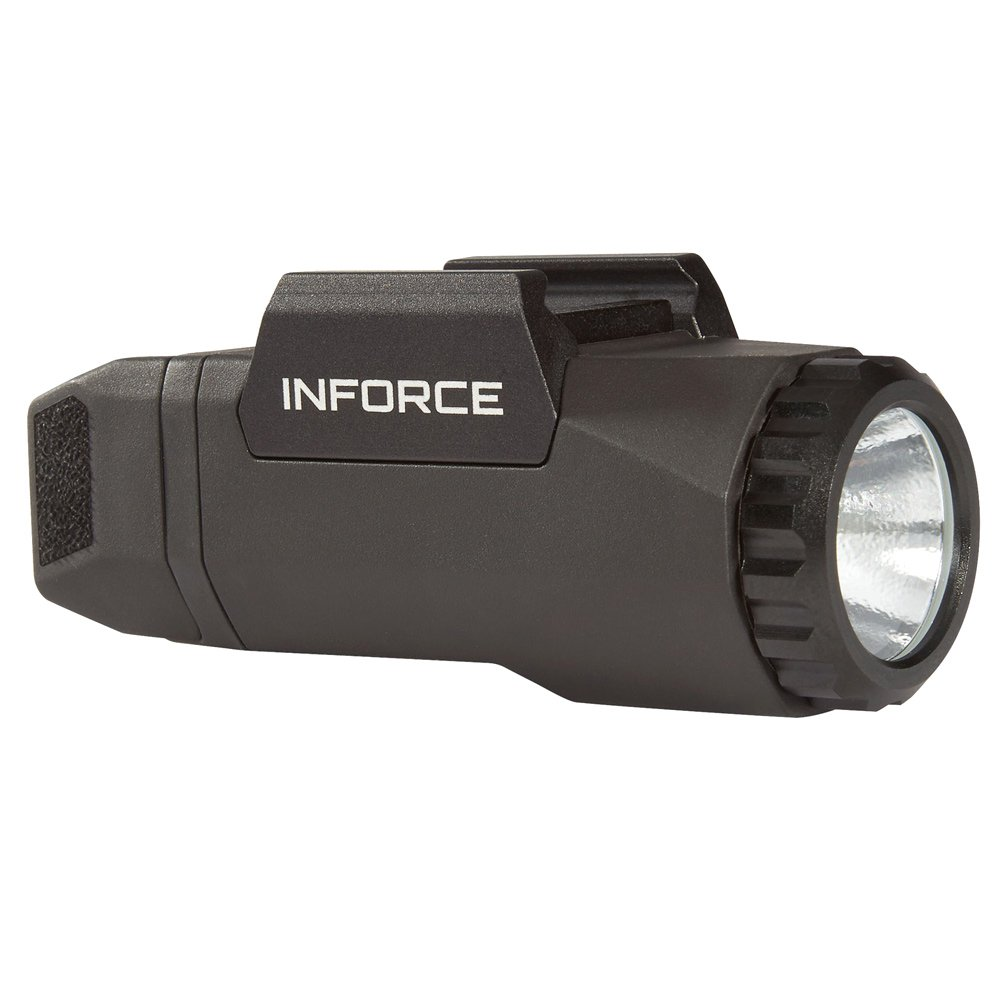 InForce APL for Glock Auto Pistol Weapon Mounted White LED Light 400 Lumens Generation 3 Black AG-05-1 by InForce