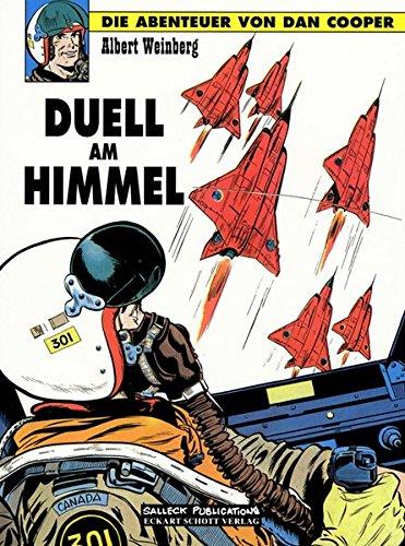 Dan Cooper: Band 6: Duell am Himmel Taschenbuch – 1. Mai 2006 Albert Weinberg Eckart Schott Salleck Publications 3899081765