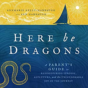 Here Be Dragons Audiobook