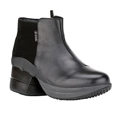 Pain Relief Footwear Women's Olivia Black Boots