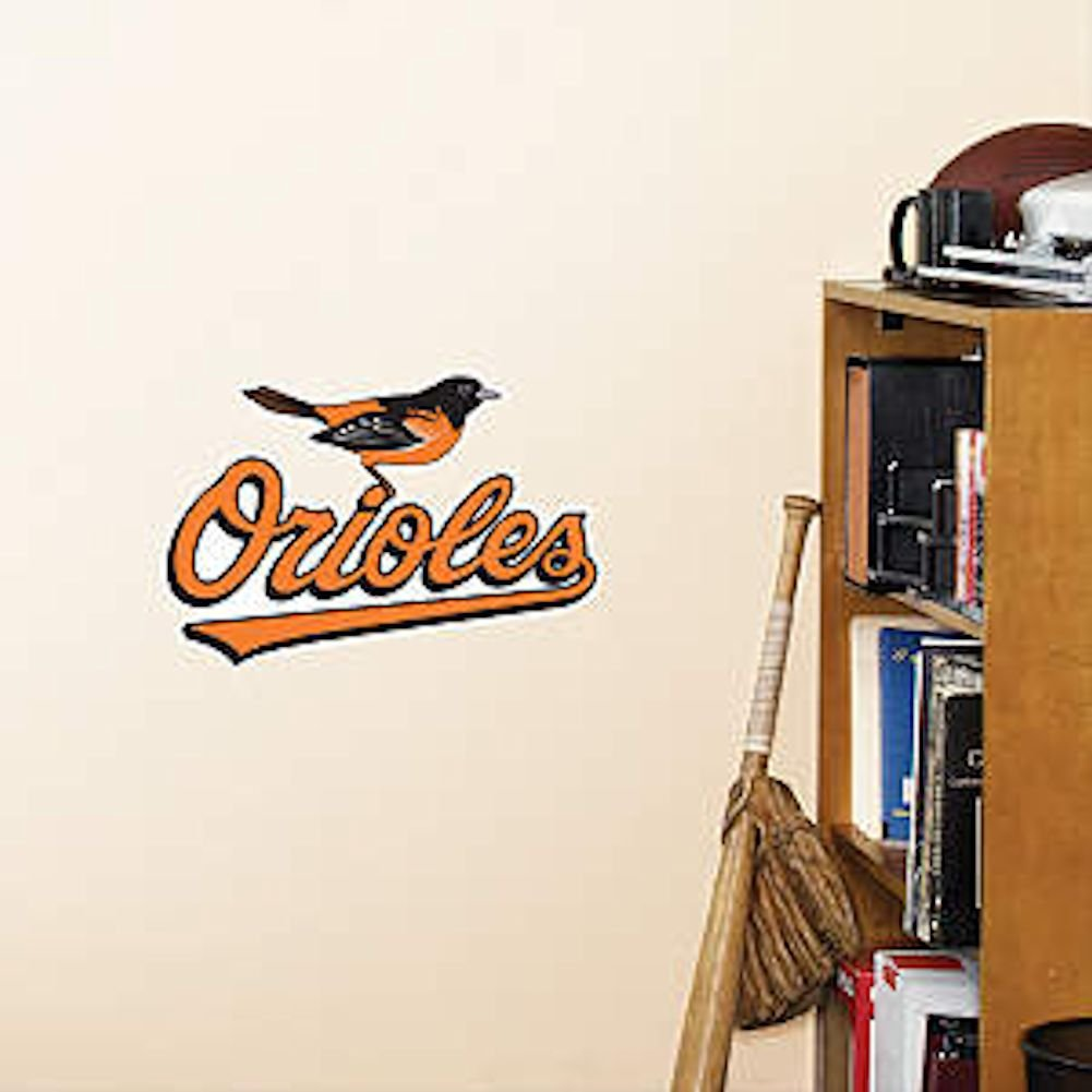 amazon com baltimore orioles teammate decal sports outdoors