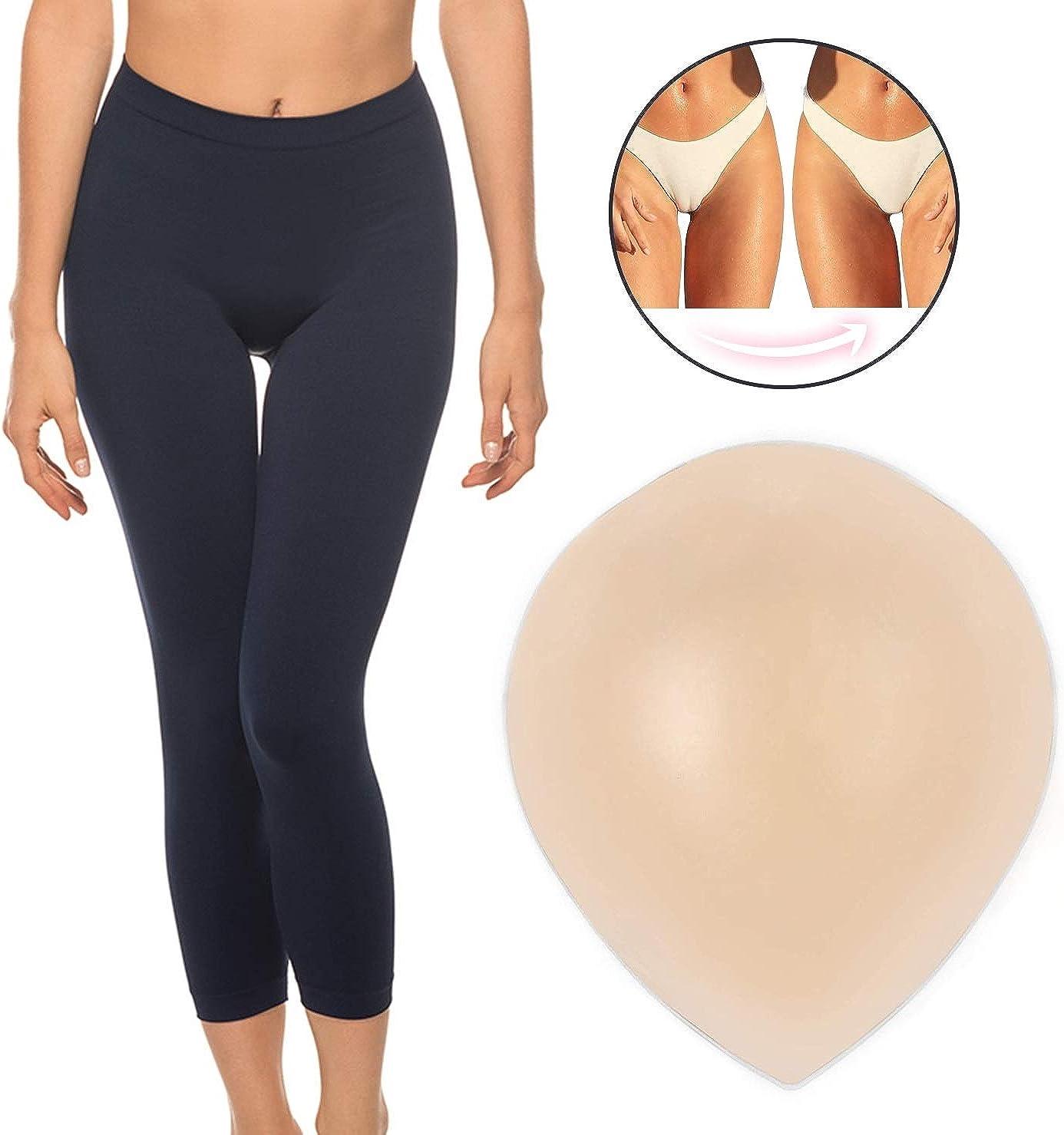yoga pants camel toes