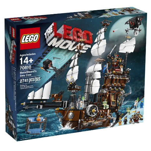 LEGO-Movie-70810-Metal-Beards-Sea-Cow-Discontinued-by-manufacturer