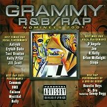 2001: R&b/Rap: Grammy Nominees