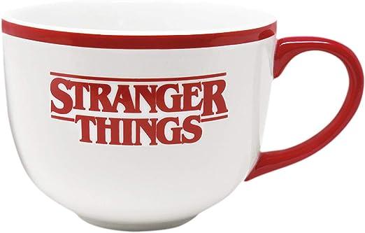 Taza de cer/ámica 315 ml Stranger Things MGC25797 multicolor