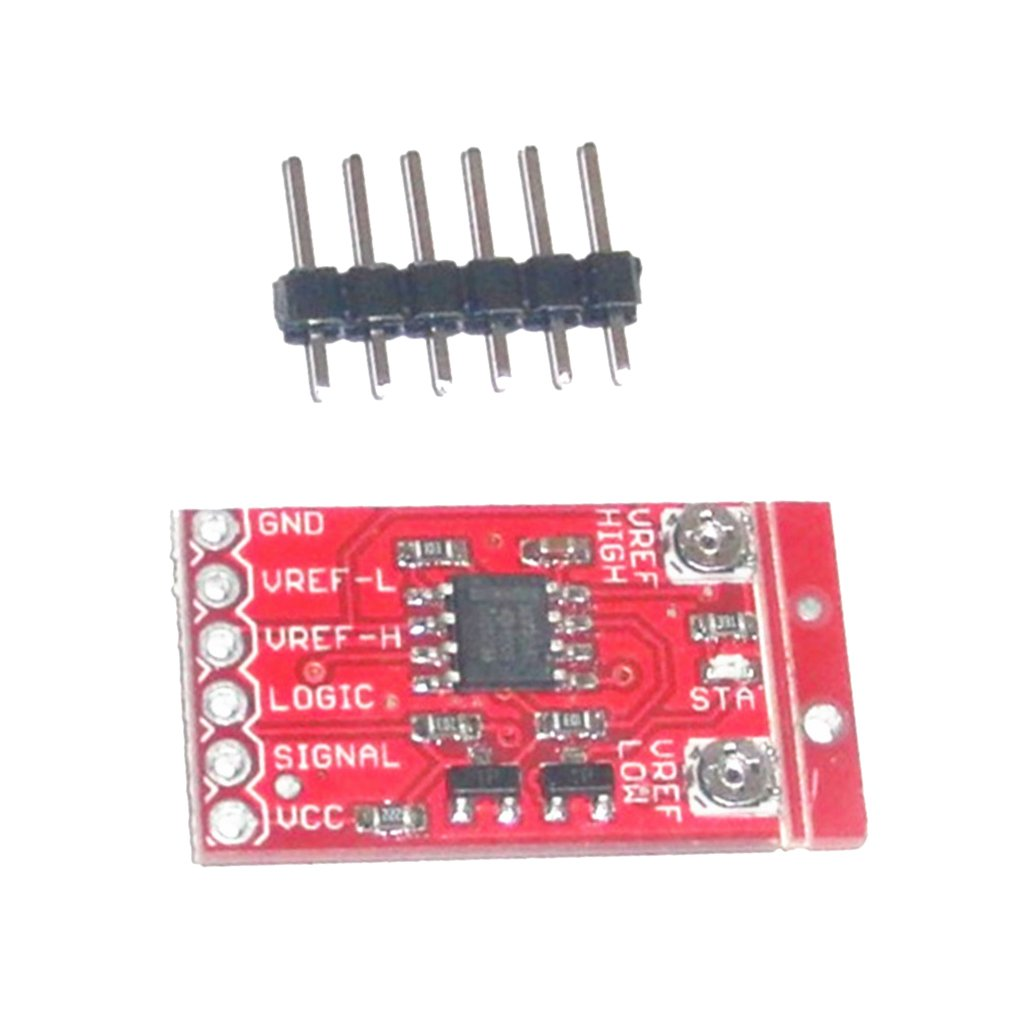 MagiDeal 3 Pieces LMV358 3-5V Window Comparator Signal Operational Amplifier Module With Pin