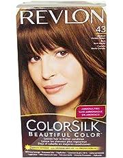 Revlon Hair Color Medium Golden Brown(43) 695431
