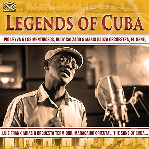 Legends Of Cuba (Various Artists) (United Kingdom - Import, 2PC)