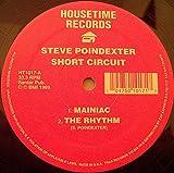 Steve Poindexter - Short Circuit - Housetime Records - HT1017