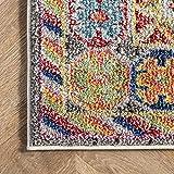 nuLOOM Meadow Vintage Vibrant Area Rug, 3' x