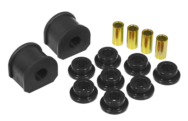Prothane 6-1145-BL Black 21 mm Rear Sway Bar Bushing Kit