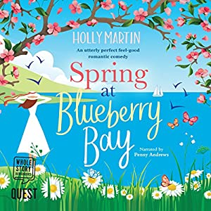 Spring at Blueberry Bay Audiobook