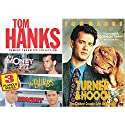 Turner & Hooch + The Money Pit / The Burbs / Dragnet Tom Hanks Collection Fun Comedy 80's Family 3 movie Set