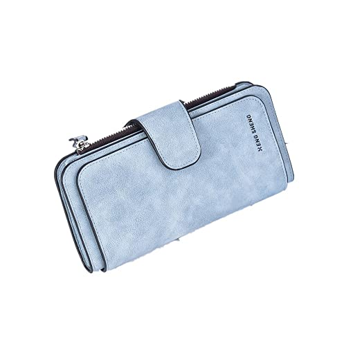a3dd0821810e RFID Blocking Wallet For Card Casual Style With Bags Belt Loop And ...