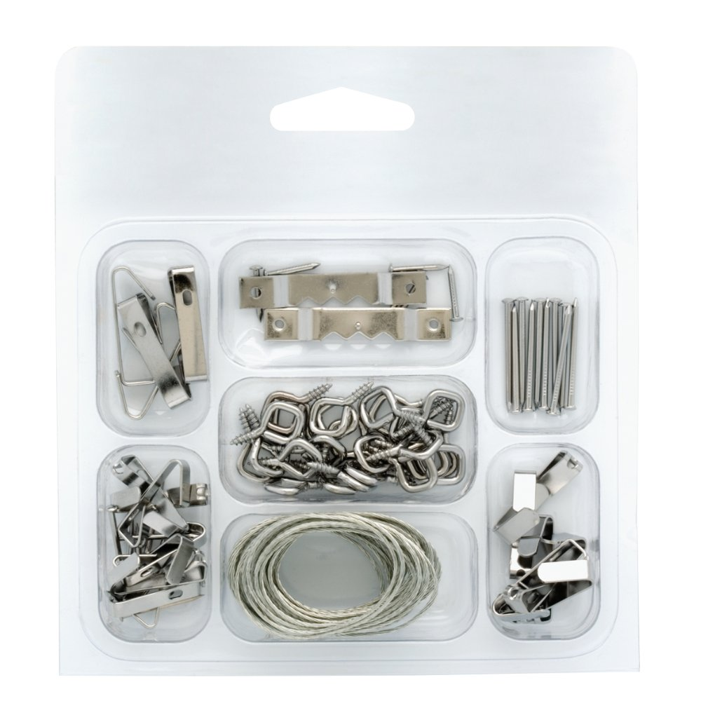 ARROW 161003 Light and Medium Duty Picture Hanging Kit