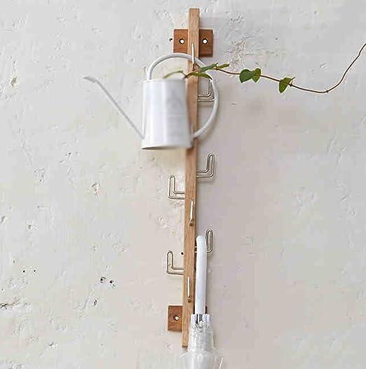 GUORONG Perchero, gancho de ropa en forma de árbol de pared ...