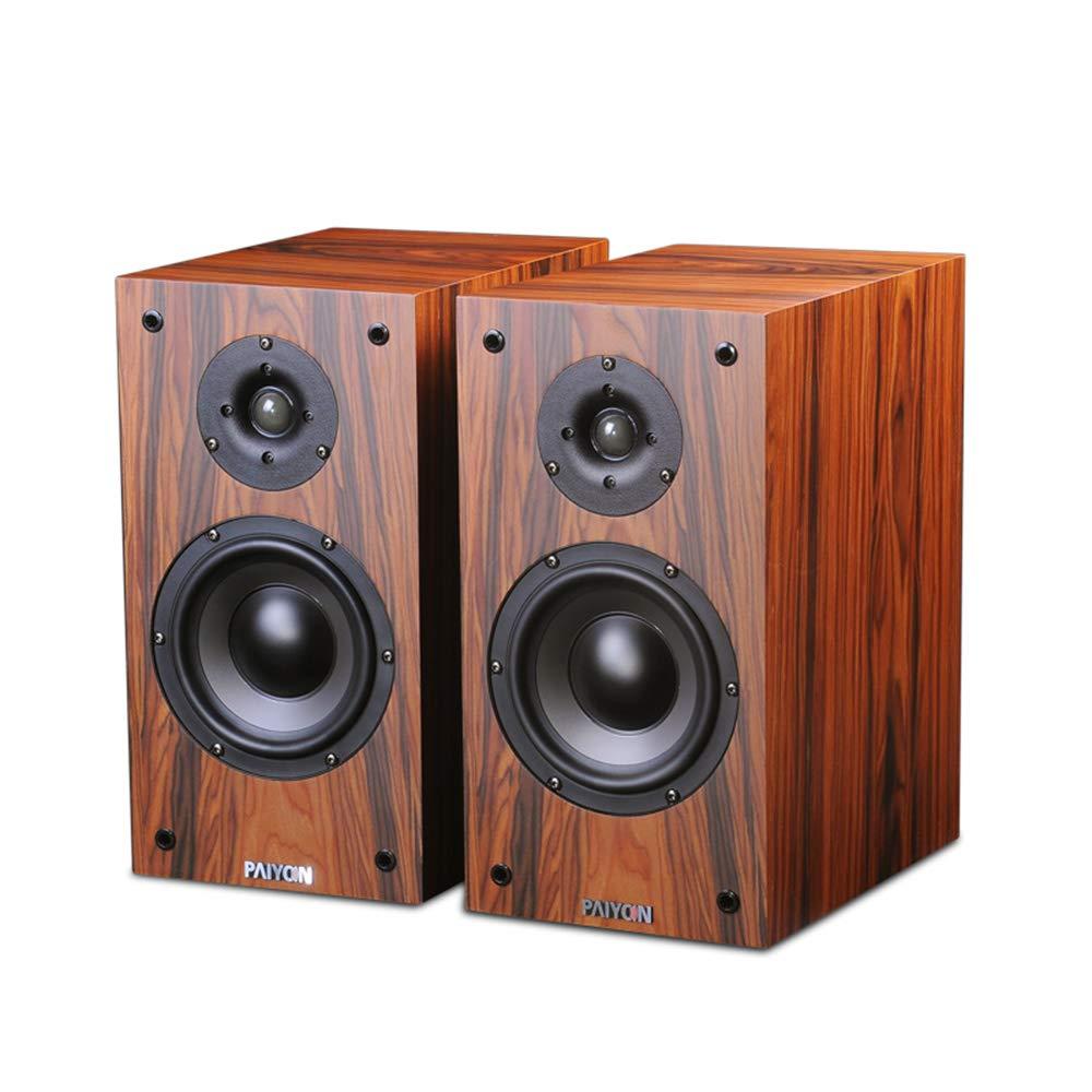 Parlante : Paiyon P4-2.0 Hi-fi Audio Bookshelf Loudspeaker.