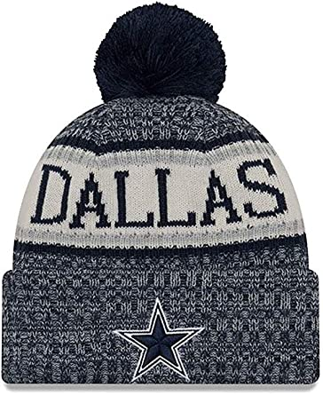 New Era Dallas Cowboys Sport Knit Cap Beanie Multi