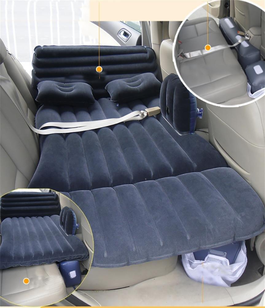 POTA RUIRUI Kinderautofahren Lieferungen Automobil-aufblasbares Bett in der Rückseite des Kombi Auto mit Baby-Matratze