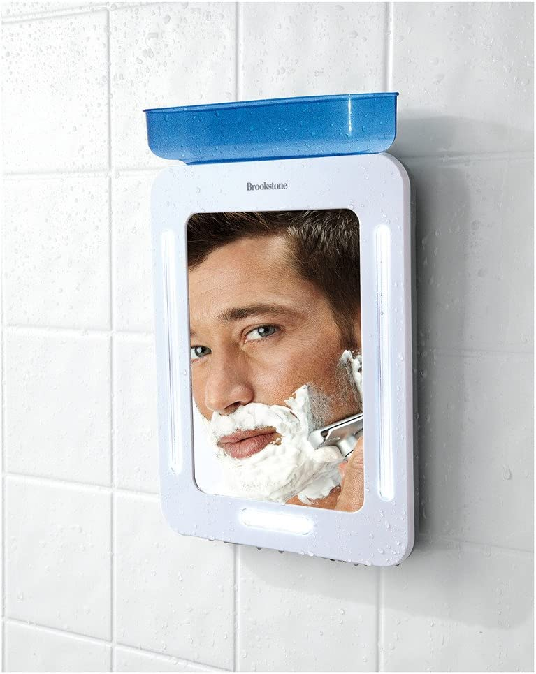 Top 10 Best Fogless Shower Mirrors Reviews in 2020 1