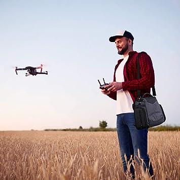 Estarer - Mochila de Viaje para dron dji Mavic 2 Pro, Mavic 2 Zoom ...