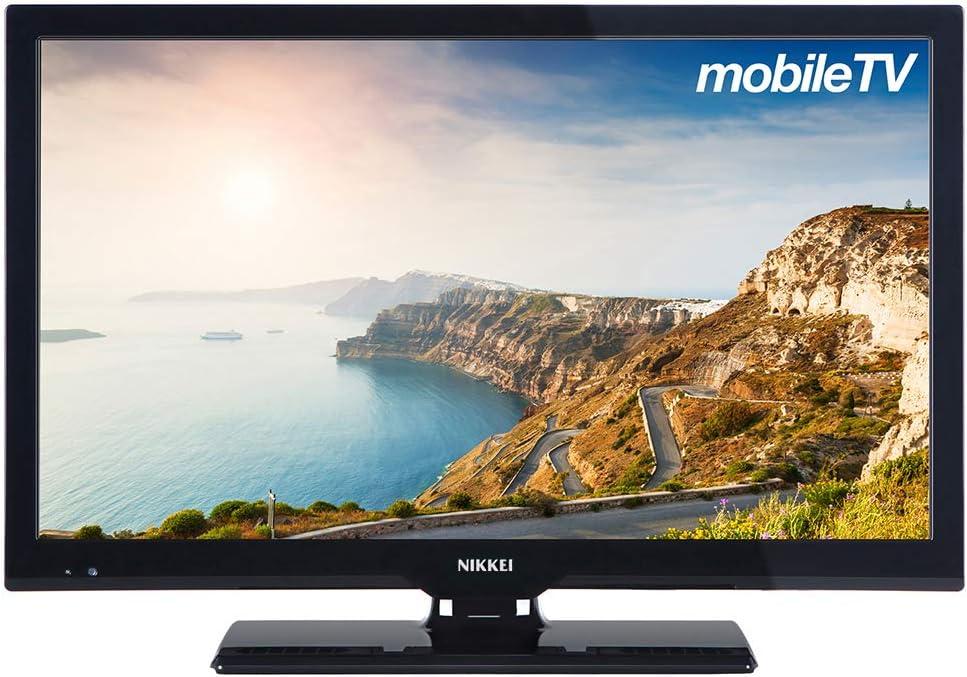 Nikkei televisor 22 pulgadas nl22mbk – mobile Full HD LED ...
