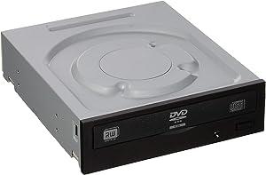 Storite 24X DVD±RW (Dual ±R)/RAM SATA Internal DVD Writer for Desktop, PC