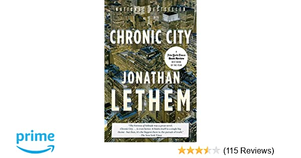 Chronic City (Vintage Contemporaries): Jonathan Lethem