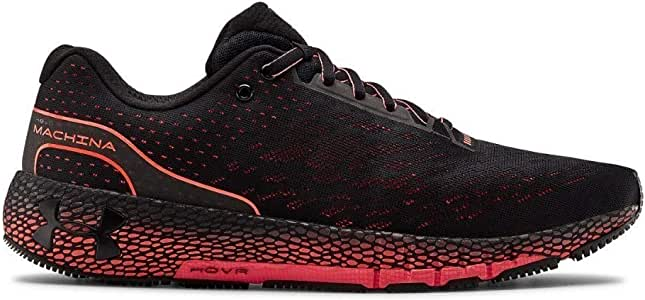 Under Armour HOVR Machina - Zapatillas de running para hombre, color negro, 3021939, negro, 40,5 EU: Amazon.es: Zapatos y complementos