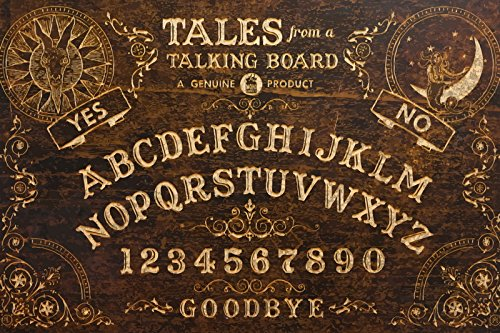 Amazon Com Ouija Board Classic Relic Design With