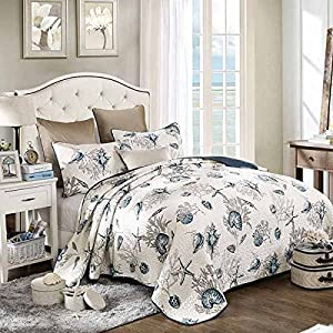 61-6JC6NfPL._SS300_ 50+ Starfish Bedding Sets and Starfish Quilt Sets